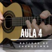 Aula de Batida de Cavaco - Samba - Rock