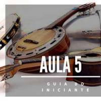 Escala menor no cavaquinho - Aula 5 ( Guia do Iniciante)