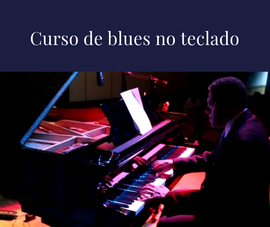 blues teclado