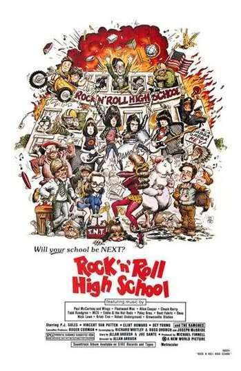 rock rol high school