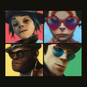 Gorillaz - Good feel inc