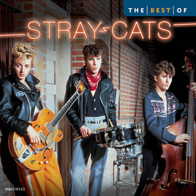 StrayCats - Rock This Town