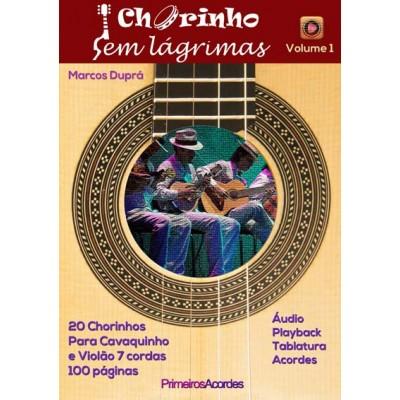 Songbook para Chorinho com CD