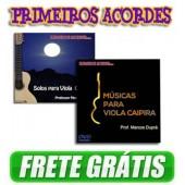 2 módulos Solos de Viola Caipira