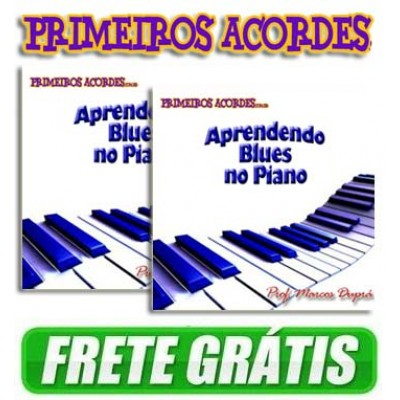 2 Módulos Piano Blues
