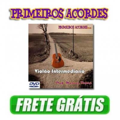Violão Intermediário - Volume 1